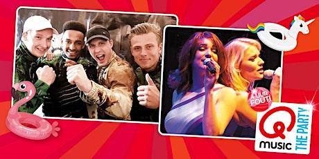 Qmusic the Party XL - 4uur FOUT! in Apeldoorn (Gelderland) 18-09-2021 tickets