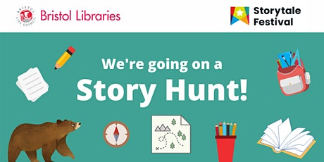 We're Going on a Story Hunt! tickets