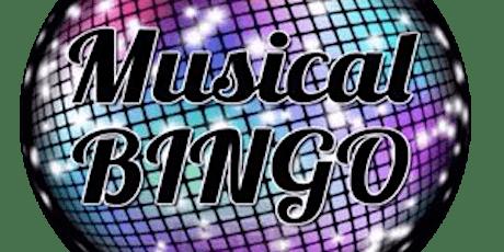 Nilanjo! Presents ZOOM Musical Bingo tickets