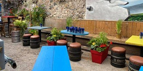 Blue Note Beer Garden. 1 seat for 1 person for 1hr 45min duration. tickets