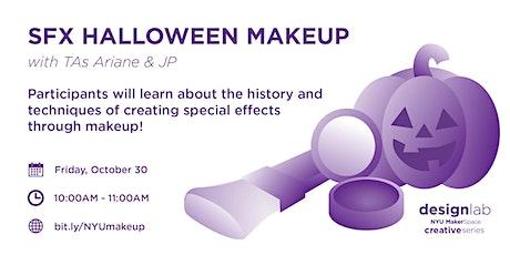 SFX Halloween Makeup tickets