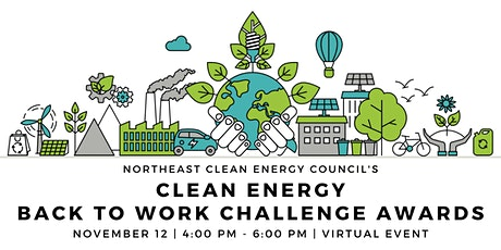 NECEC's Clean Energy Back to Work Challenge Awards Celebration tickets
