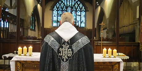 All Soul's High Mass - Commemoration of the faithful departed tickets