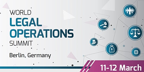 World Legal Operations Summit tickets