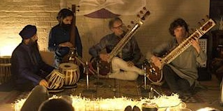 The Sitar Project - Hindustani music at lunchtime tickets