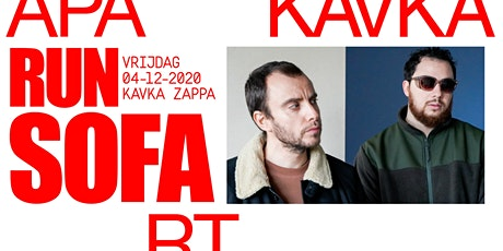 Apart met run SOFA tickets