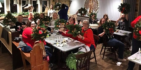 Christmas Wreath Making Workshops in Sunderland tickets