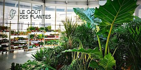 Le Marché Végétal d'Antoine et Julien // PARIS billets