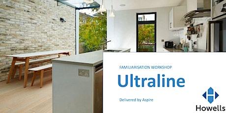 November Online Ultraline Flat Rooflight Assembly workshop