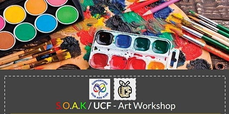 Grade K – 2nd Art Workshop: Salt Dough Garden Scene tickets
