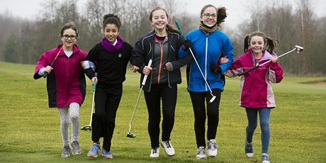 Elsham Golf Club Girls Taster Session tickets