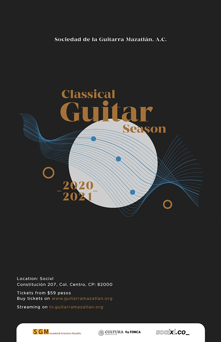 Guitar Season 2020-2021 image