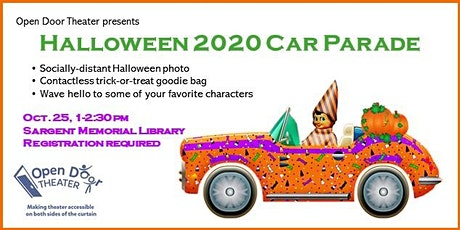 Halloween Trick-or-Treat Car Parade tickets