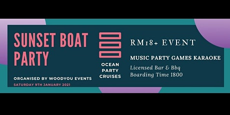 Sunset Boat Party tickets