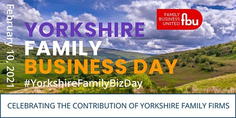 Yorkshire Family Business Day 2021 tickets