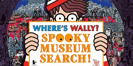 Where's Wally Spooky Museum Search at Oakwell Hall tickets