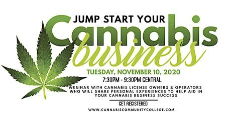 Cannabis Community Owners & Operators Circle entradas