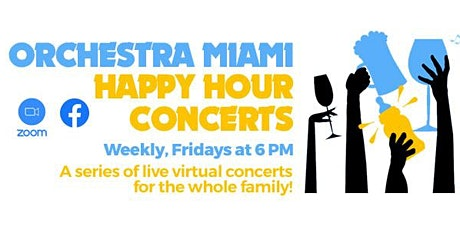 Orchestra Miami Happy Hour Concert tickets