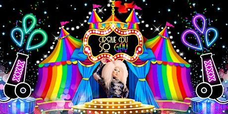 Cirque du So Gay presents THE VIVIENNE: Liverpool tickets