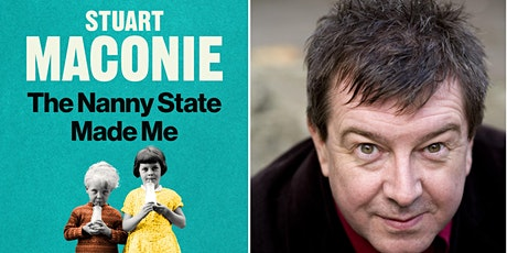 STUART MACONIE in conversation: THE NANNY STATE MADE ME tickets