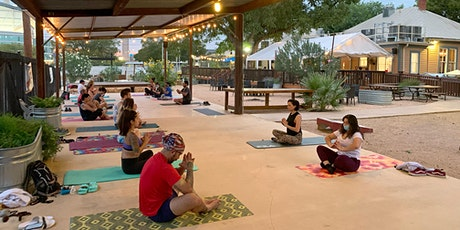 Yoga on the Patio at Cherrity Bar tickets