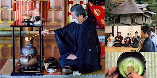 The Art of the Japanese Tea Ceremony Webinar With Urasenke Tea Masters