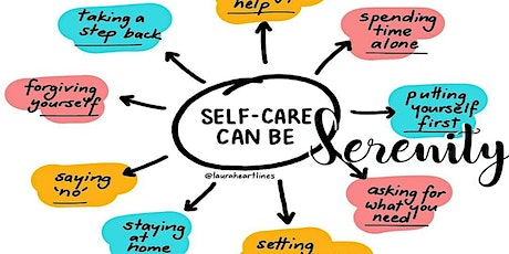 Self Care for Serenity Tuesday Zoom Group tickets