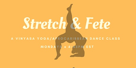 Stretch & Fete tickets