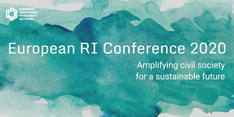European Responsible Investment Conference 2020 tickets