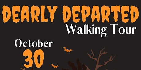 HCLO's Dearly Departed Walking Tour tickets