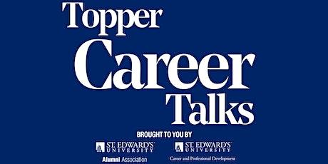 Topper Career Talks