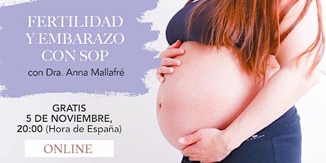 Fertilidad y Embarazo con SOP - Taller Salud Femenina entradas