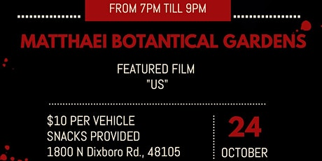 Umich SCOR x BBSA present: Spooky Drive-In Movie Night: Halloween Edition tickets