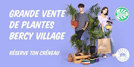 Grande Vente de Plantes - Paris 12 ème billets