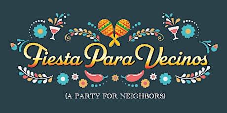 Fiesta Para Vecinos tickets
