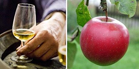 VIRTUAL GUIDED TASTING: Apples - Fresh & Boozy tickets