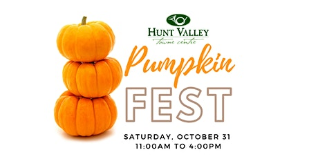Pumpkin Fest at Hunt Valley Towne Centre tickets