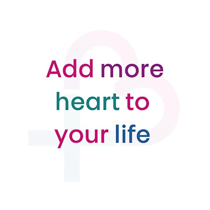 HeartMath UK+IRL's open WeAddHeart group [online] image