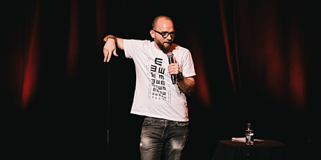 No Direction Home - online stand-up comedy with Tom Parry tickets