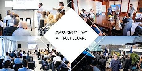 Swiss Digital Days 2020 at Trust Square Paradeplatz Tickets