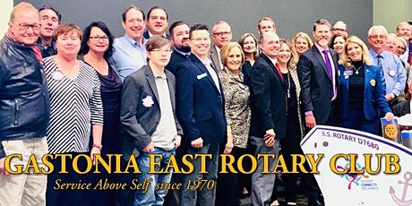 Gastonia East Rotary Meeting Oct 19 and Beyond (Gastonia Conference Center) tickets