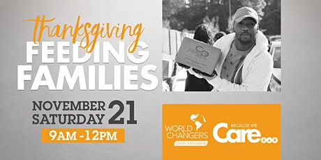 Thanksgiving Feeding Families 2020 tickets