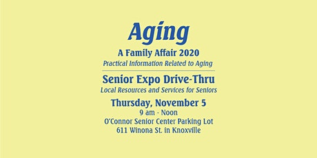 Aging: A Family Affair Virtual Presentations tickets
