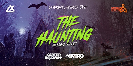 LXGRP Presents: The Haunting on Broad Street tickets
