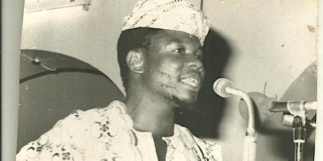 Yoruba Poetry Translation Workshop - Aké Festival x PTC tickets