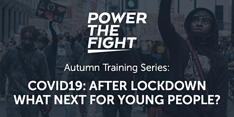 POWER THE FIGHT: Gang Exit Strategies Workshop with Craig Pinkney tickets
