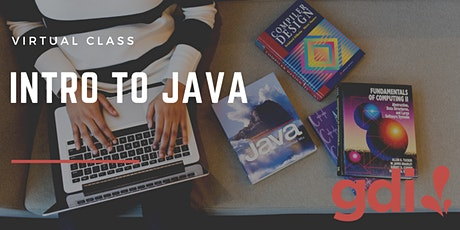 Virtual Class: Intro to Java tickets
