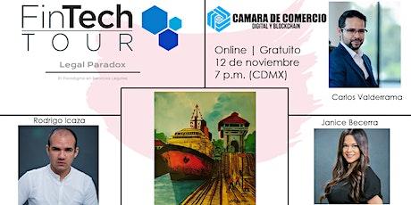 FinTech Tour   Camara de Comercio Digital y Blockchain de Panamá