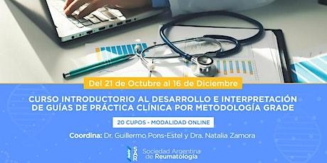 Desarrollo e interpret. de guías de práctica clínica por metodología grade entradas