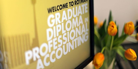 Graduate Diploma in Professional Accounting Online Information Session tickets